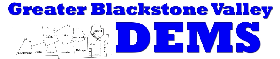 new arrival 26ab0 4ba67 Organizing the Greater Blackstone Valley to Elect Democrats!